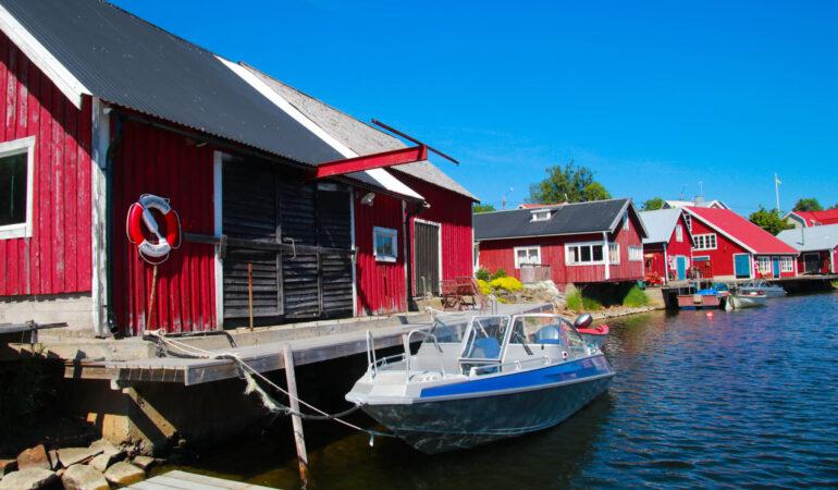 Skeppsmalen och Skagsudde – Höga kustens norra utpost