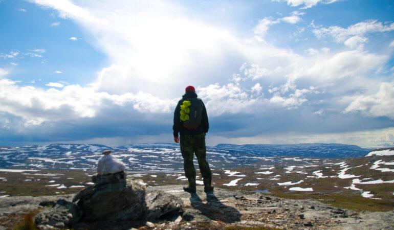 Bra att veta och tänka på innan fjällvandring – 5 jädrigt viktiga grejer