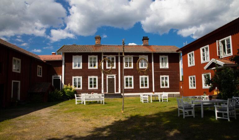 UNESCO-världsarvet Hälsingegårdar – Sveriges senaste tillskott på listan