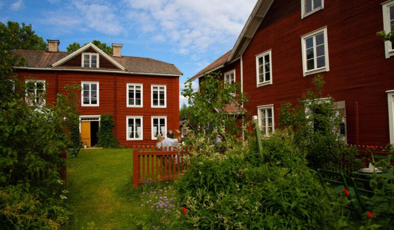Hemma igen från vår roadtrip i södra Norrland
