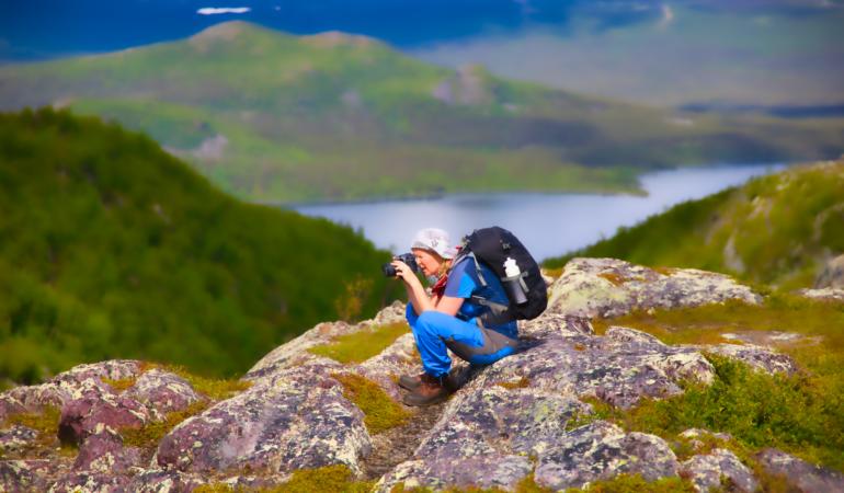 Resebloggen som blev en strokeblogg, som blev en Coronablogg som blev en Norrlandsblogg och en vandringsblogg – och vad blir det i höst då?