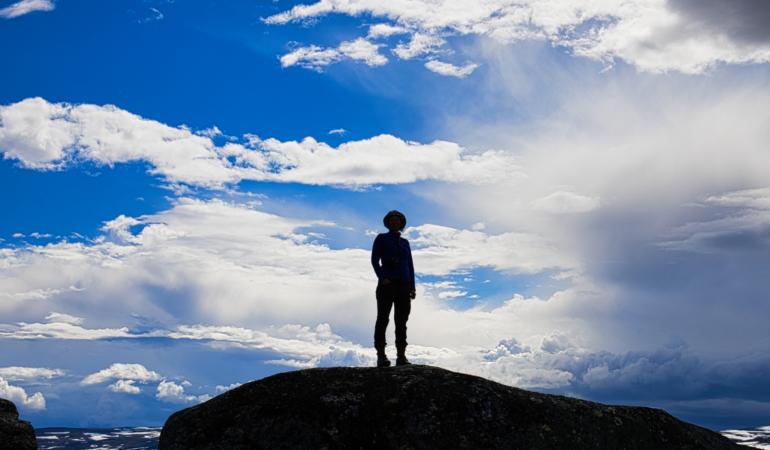 Vandring i Arjeplogfjällen – Guoletisjaure till Juorun