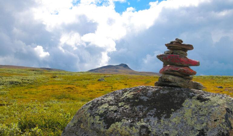 Pieljekaise – en nationalpark, ett berg och en bestigning