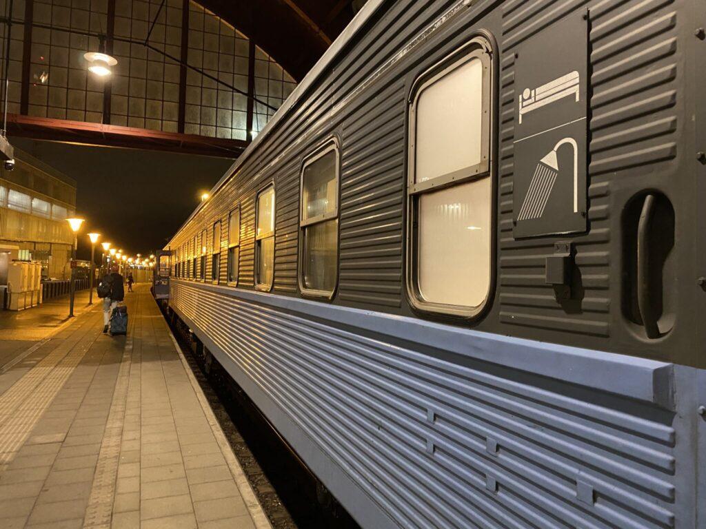 åka tåg i Corona-tider