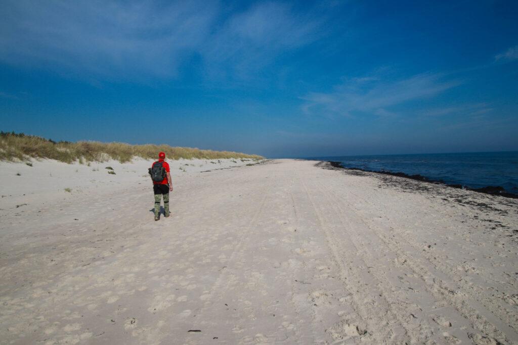 vandring Kåseberga-Skillinge