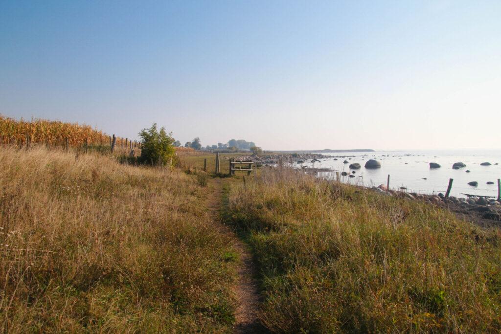 vandring Skillinge-Simrishamn
