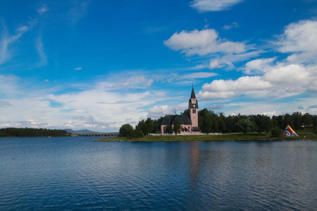 Sveriges minsta städer arjeplog