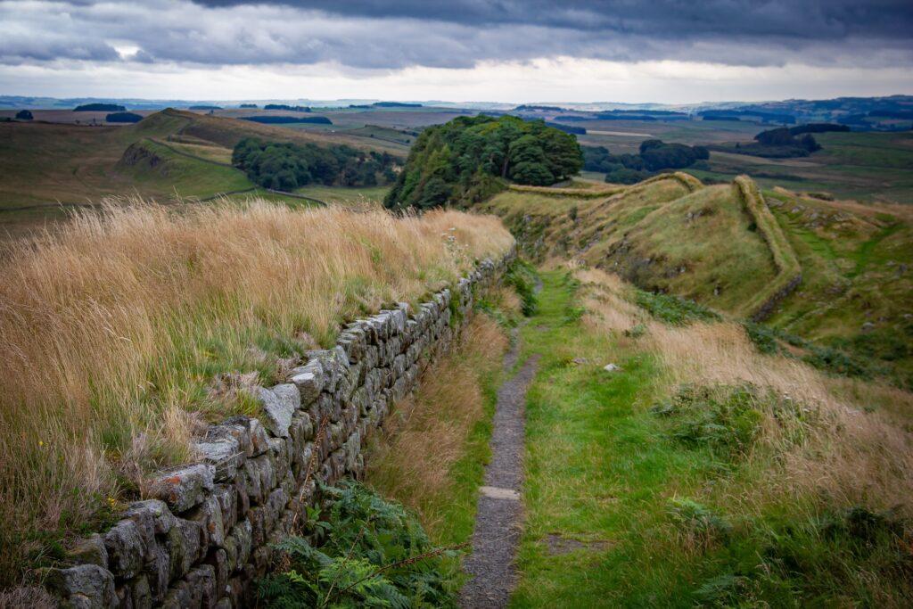 Bästa vandringarna i Storbritannien