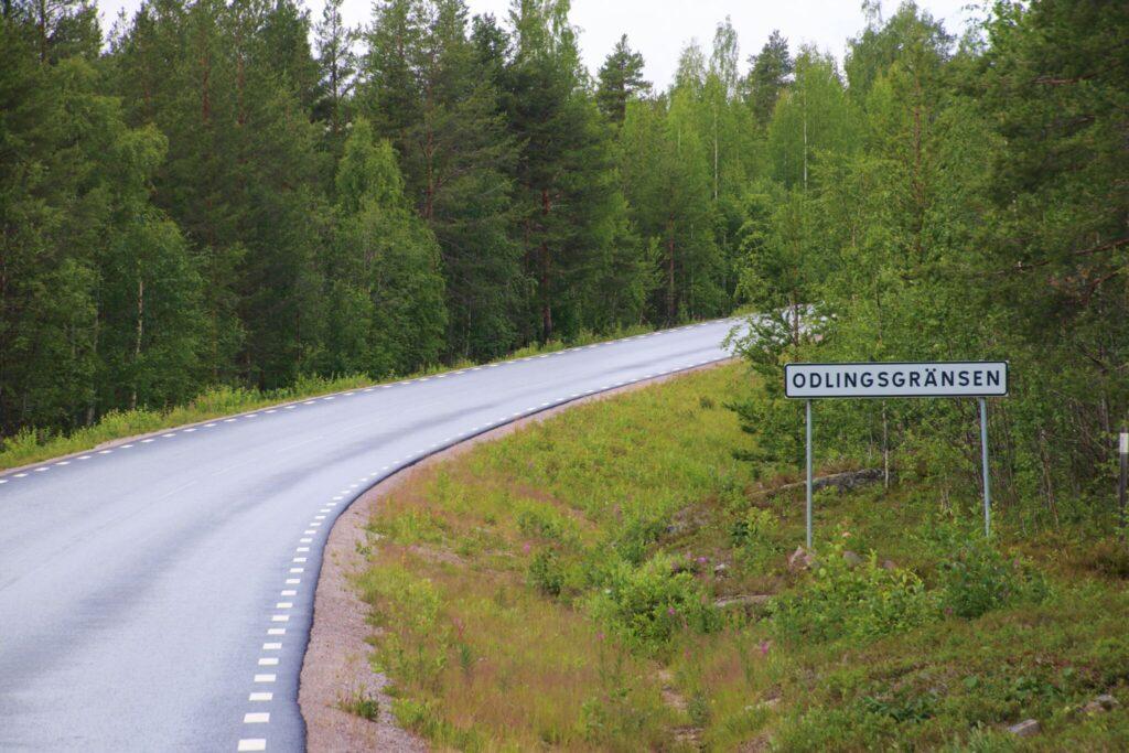 Bästa stoppen längs Inlandsvägen