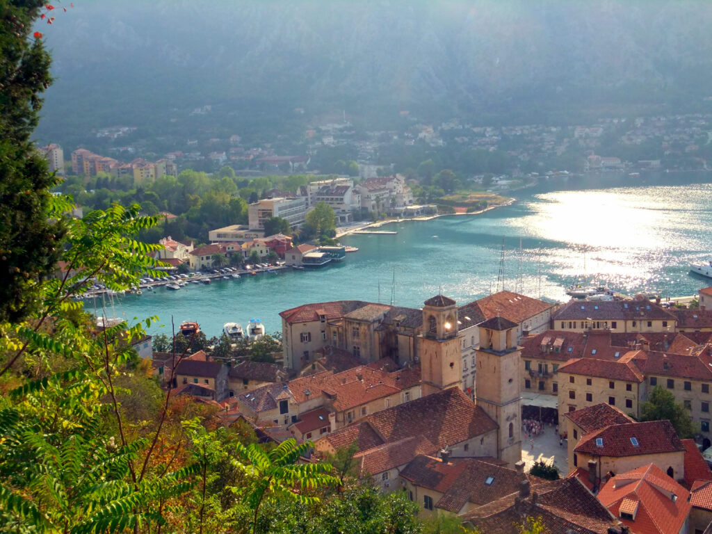 se och göra i Montenegro