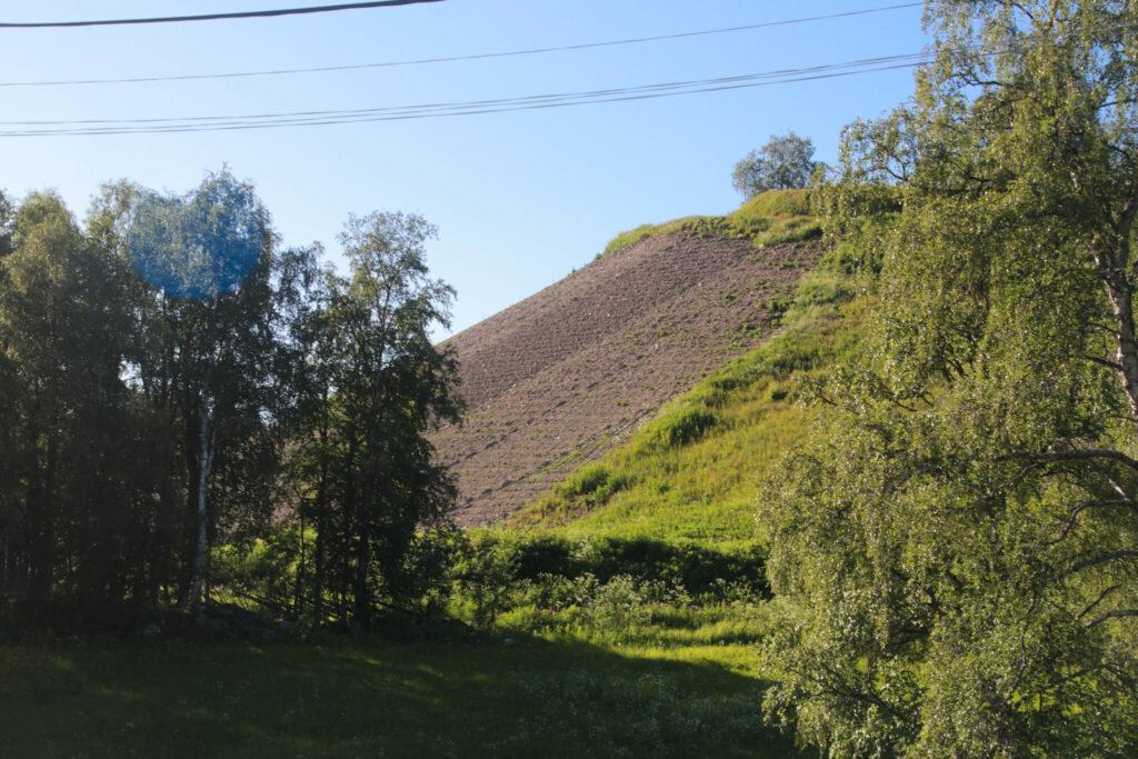 potatisbacken i Ammarnäs
