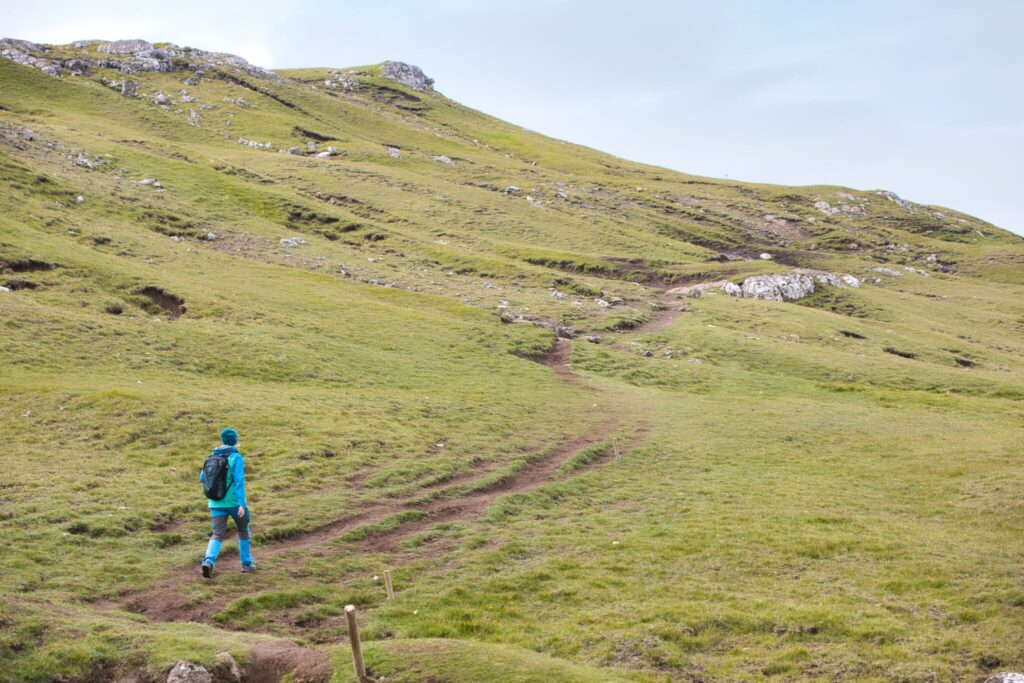 Vandring till Traelanipa