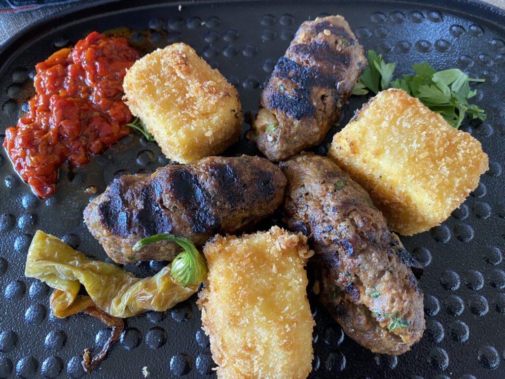 Mat i Bulgarien